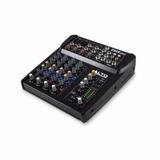 Mixer Consola Alto Zmx862 6 Canales Phantom Ecualizador