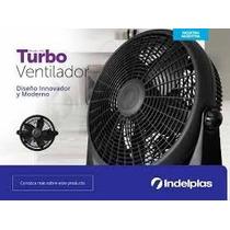 Turbo Ventilador 16 Piso-pared. Indelplas-ind. Argentina.