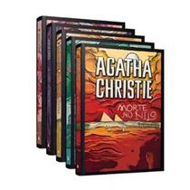 Coleção Agatha Christie Kit 1 E 2 + Box Percy Jackson