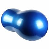 Bola Feijão Peanut Ball 100x50 Cm Azul - Pilates E Yoga