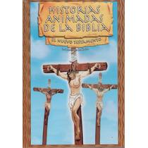 Historias Animadas De La Biblia Nuevo Testamento Serie Dvd