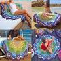 Manta Mandala Playa Tipo Toalla Fashion Gratis Mantra