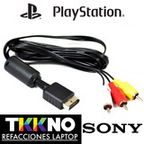 Cable De Video Playstation Play1 Play2 Play3 Original