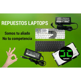 Teclados, Cargadores, Pantallas, Y Dd De Laptops
