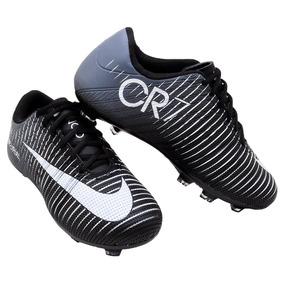 Chuteira Nike Adulto Campo 37 Ao 43 Lançamento Trava