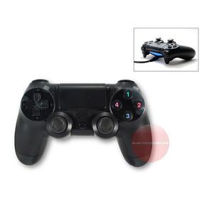 Control Ps4 Playstation 4 Alambrico Nuevo Genérico