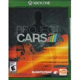 Project Cars Xbox One Juego Nuevo En Karzov