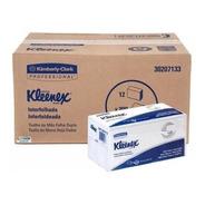 Papel Toalha Interfolhado 2d Fd- Kleenex Kimberly-clark