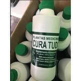Chá Cura Tudo - Plantas Medicinais 500ml 100% Natural Oferta