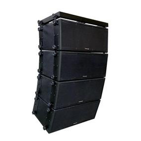 Conjunto Line Array Boombastic Lr10 - 4 Cx P 2 Falantes 10