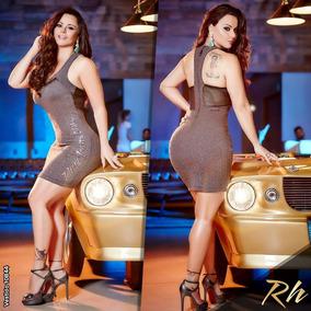Vestido Panicat Rhero Estilo Pit Bull 10844