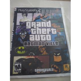 Jogo De Ps2 Gta Batman - Games no Mercado Livre Brasil 653fd70ea55