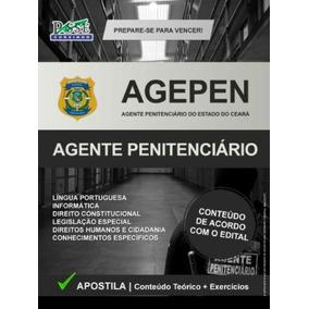 Apostila Agente Penitenciário Ceará 2017
