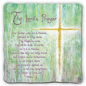 Arte De La Catedral Sim142 El Prayer Del Señor Arte Placa D