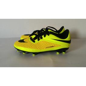 Nike Hypervenom Neymar Color Primario Amarillo - Zapatos Nike de ... b561d3f794c40