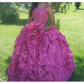Vestido De Xv 15 Años En Perfectas Condiciones, Envio Gratis