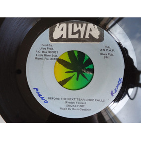 7`` Smokey 007 - Before The Next Teardrop Falls/cc Rider Dub