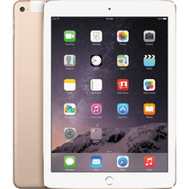 Apple Ipad Air 2 4g 64gb A8x Wifi + Cellular Dorada/plateada