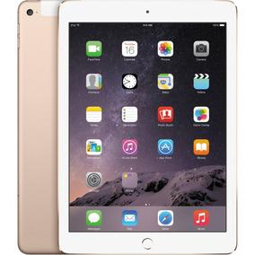 Apple Ipad Air 2 4g 64gb A8x Wifi + Celular Dorada/plateada