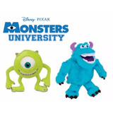 Educando Combo Peluche Mike + Titere Sulley Monsters Inc Tv