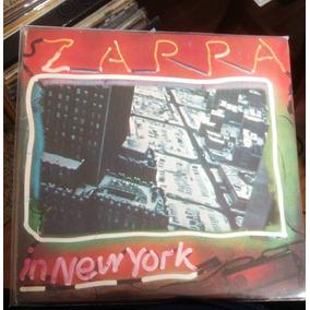 **frank Zappa- In New York -lp Duplo Nacional E Bem Raro**