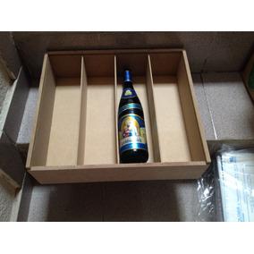 caja de madera para vinos vi