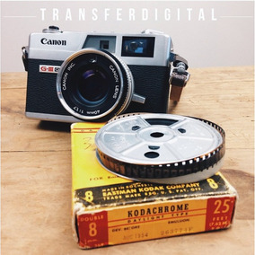 Rollos De Cine De 8mm Y Super8 A Dvd Formatos Hd Hasta 1080p