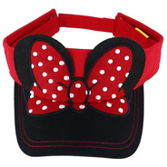 Disney Jerry Leigh - Visera De Minnie Mouse Para Mujer Con O