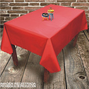 Mantel Antimancha Impermeable Y Protector. 140x140