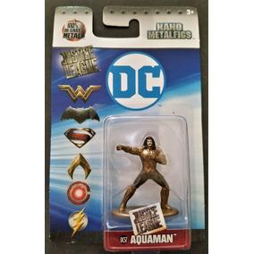 Dc Nano Metalfigs Aquaman Justice League