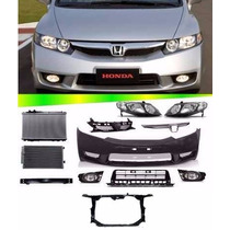 Kit Frente New Civic 2009 2010 2011 Nova