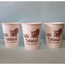 Vasos De Papel Para Café 4,8,10,12,16,20 Oz Desechables Impr