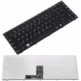 Teclado Original Semp Toshiba Sti As1301 V109302ak1 Br Abnt