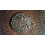 Medallas Antiguas Plata Cobre Plomo Etc.