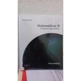 Libro Matematicas Ii Geometria Y Trigonometria Rene Jimenez
