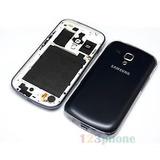 Carcaça Completa Face Samsung Galaxy S 7582 Duos 2 S7582