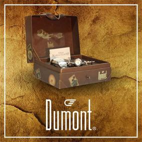 Relógio Dumont Coleção Asas Do Tempo