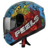 Capacete Peels Spike Indie O Melhor Preço Do Mercado Livre