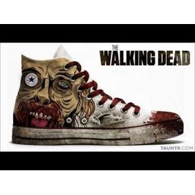converse edicion especial the walking dead
