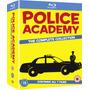 Loucademia De Polícia Coleção Completa Blu-ray 7 Filmes