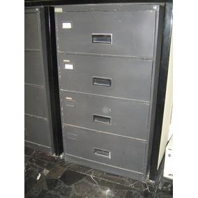Archivero De Metal 4 Gavetas