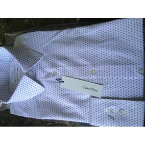 Camisas Calvin Klein Y Kenneth Cole Tallas M Y L