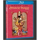 Blu-ray - Operação Dragão - Bruce Lee - Original Lacrado