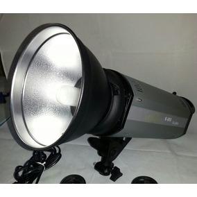 Flash Estudio Fotografico Marca Nice Modelo K-600watts