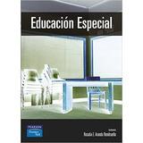 Educación Especial - Autor Aranda