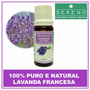 Óleo Essencial De Lavanda Francesa 100% Puro E Natural -10ml