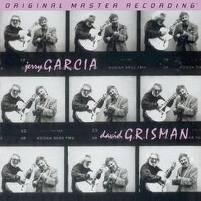Lp Jerry Garcia Jerry Garcia & David Grisman