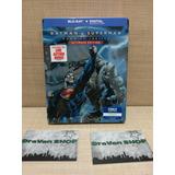 Batman V Superman Steelbook Hd Blu-ray Película Stock