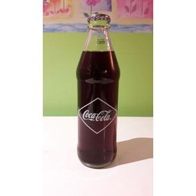 Coca Cola Botella Colección Historica Mod5 Base 1 Peso!!!