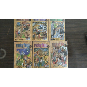 Fairy Tail Manga Panini 1-19